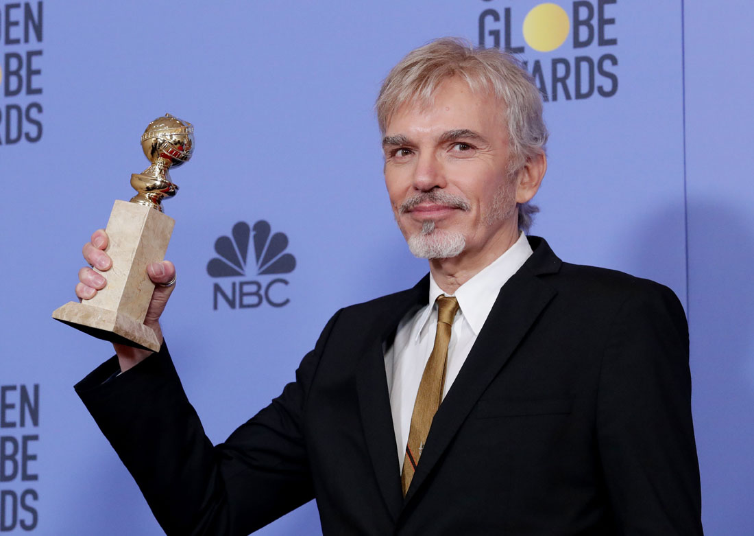 Billy Bob Thornton 74th Annual Golden Globe Awards, Press Room, Los Angeles, USA - 08 Jan 2017