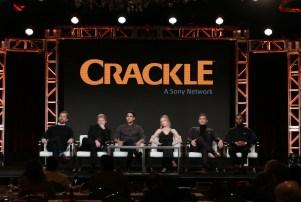 Crackle's 'Snatch' Panel, TCA Winter Press Tour, Los Angeles, USA - 13 Jan 2017