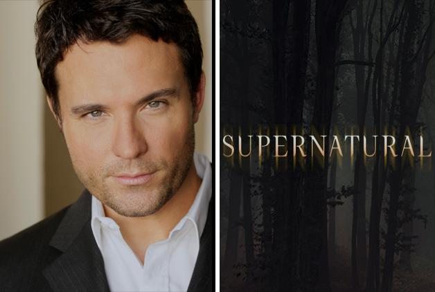 David Haydn Jones Supernatural