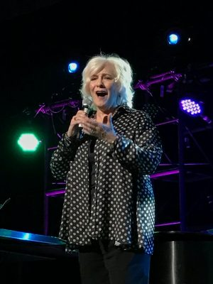 Betty Buckley at the Concert For America.