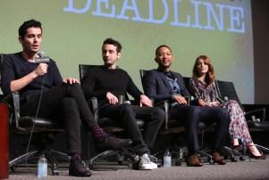 La La Land Emma Stone Damien Chazelle John Legend Justin Hurwitz