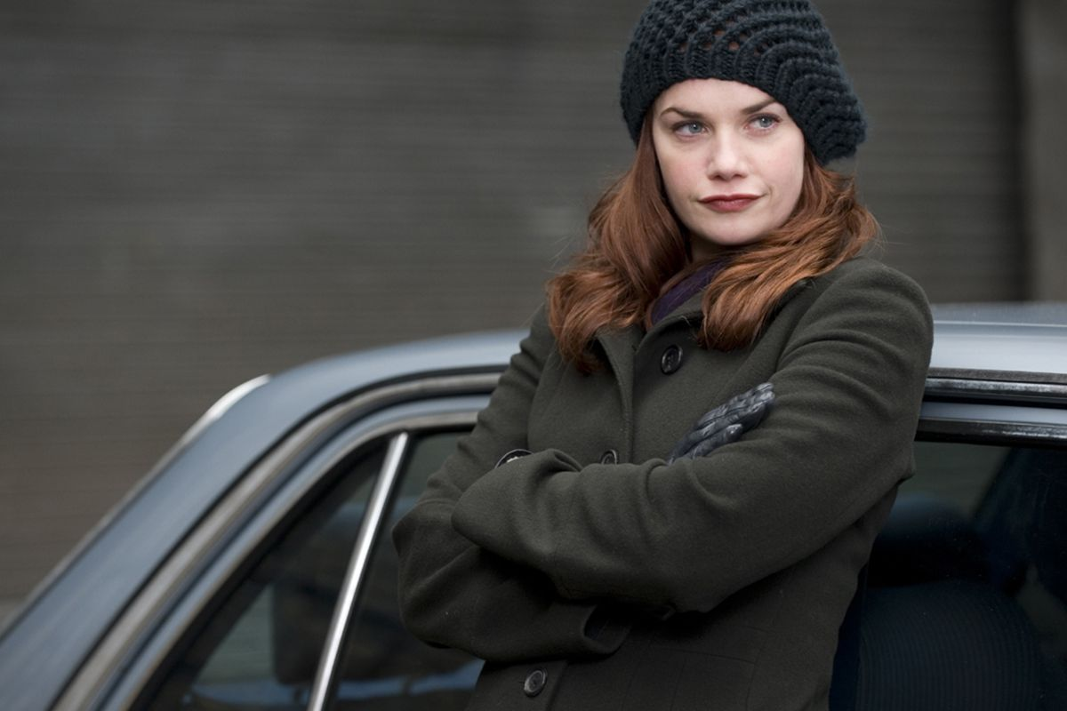Ruth Wilson in Luther