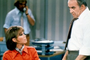 The Mary Tyler Moore Show  ran from 1970-1977 on CBS.