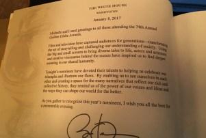 obama-letter-golden-globes