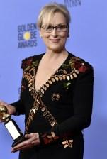Meryl Streep - Cecil B. Demille Award