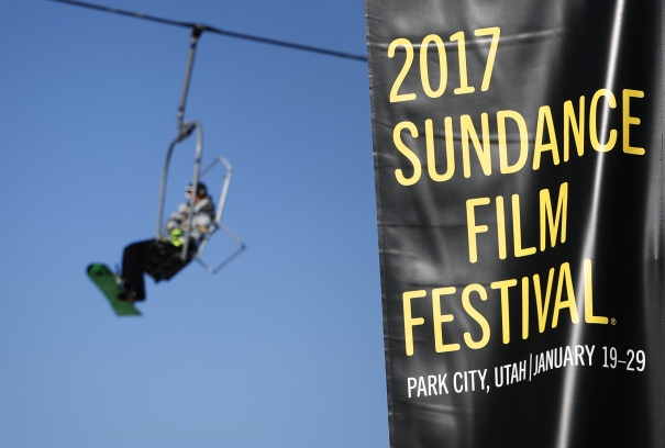 2017 Sundance Film Festival Preperations, Park City, Usa - 18 Jan 2017