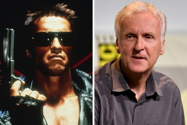 James Cameron New Terminator Movie