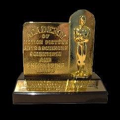 academy-plaque
