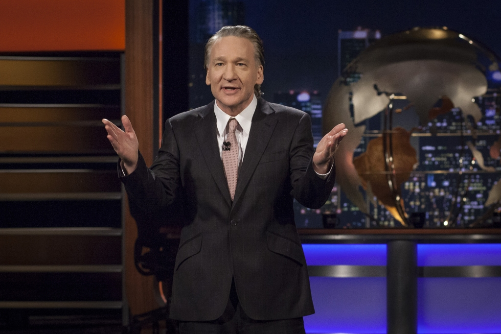 Author Sam Harris Taunts Ben ?Batman? Affleck On ?Real Time With Bill Maher?