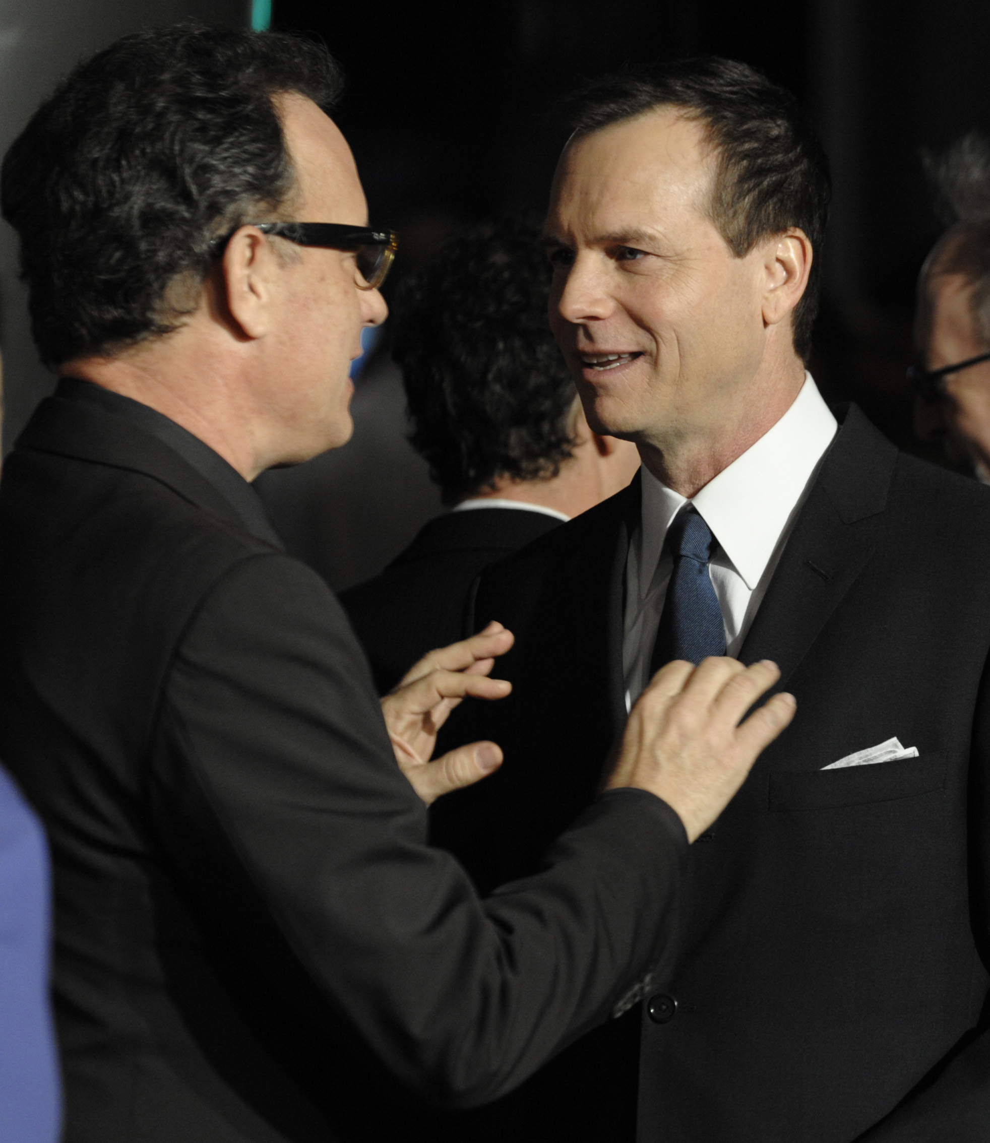 Bill Paxton and Tom Hanks