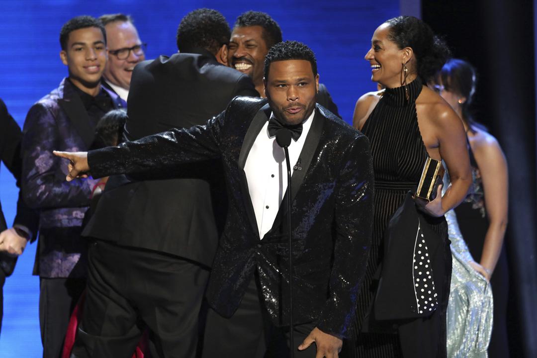 Black-ish Anthony Anderson,Tracee Ellis Ross Image Awards