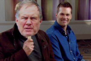 Clueless Gamer Super Bowl Edition Tom Brady Conan O'Brien