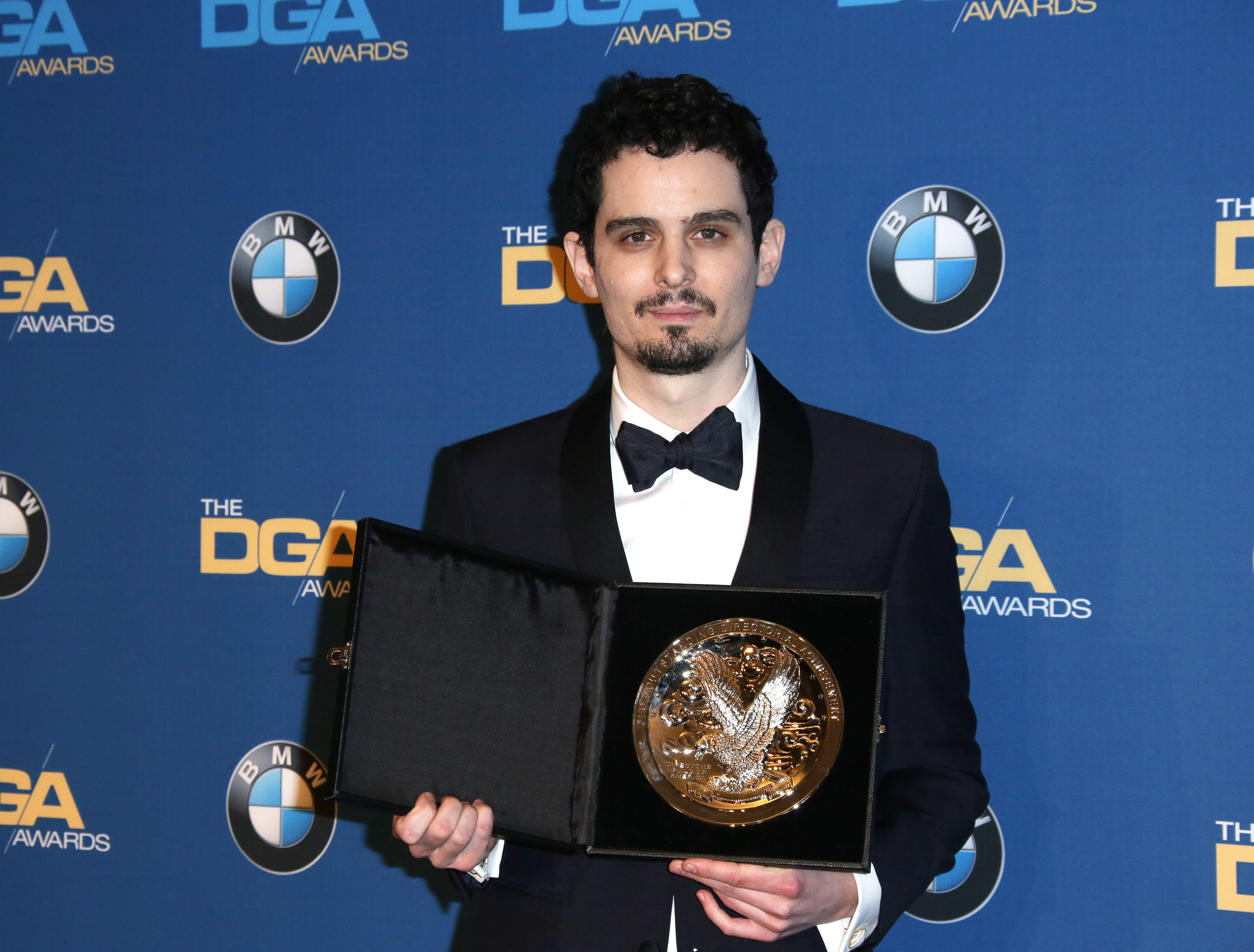The 69th Annual Directors Guild Awards, Press Room, Los Angeles, USA - 04 Feb 2017