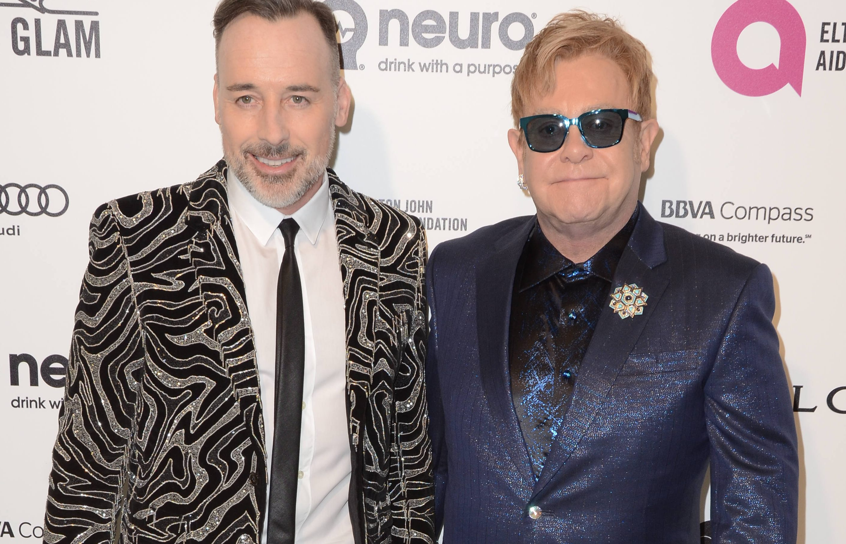 The Academy Awards Viewing Party: Wonderful Crazy Night to Benefit the Elton John AIDS Foundation, Los Angeles, America - 28 Feb 2016