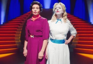 Feud: Bette and Joan, Jessica Lange and Susan Sarandon