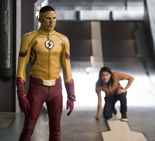 The Flash jan 31 Dead or Alive