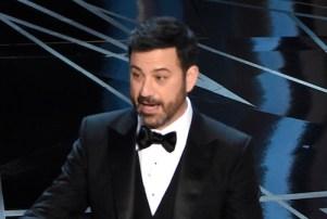 Jimmy Kimmel 2017 oscars