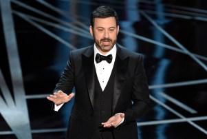 Jimmy Kimmel Oscars
