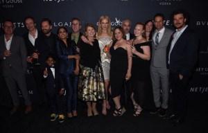 Nicole Kidman at The Weinstein Company's Pre-Oscar Dinner