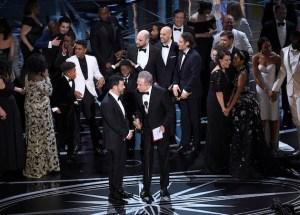 Jimmy Kimmel,Warren Beatty