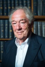 Sir Michael Gambon CBE at the Oxford Union, UK - 15 Jun 2016