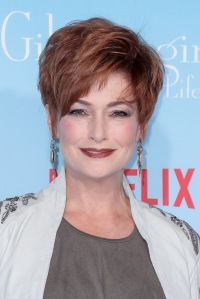 Mandatory Credit: Photo by Chelsea Lauren/Variety/REX/Shutterstock (7448916hr) Carolyn Hennesy 'Gilmore Girls: A Year in the Life' TV Series Premiere, Arrivals, Los Angeles, USA - 18 Nov 2016