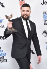 32nd Film Independent Spirit Awards, Press Room, Santa Monica, Los Angeles, USA - 25 Feb 2017