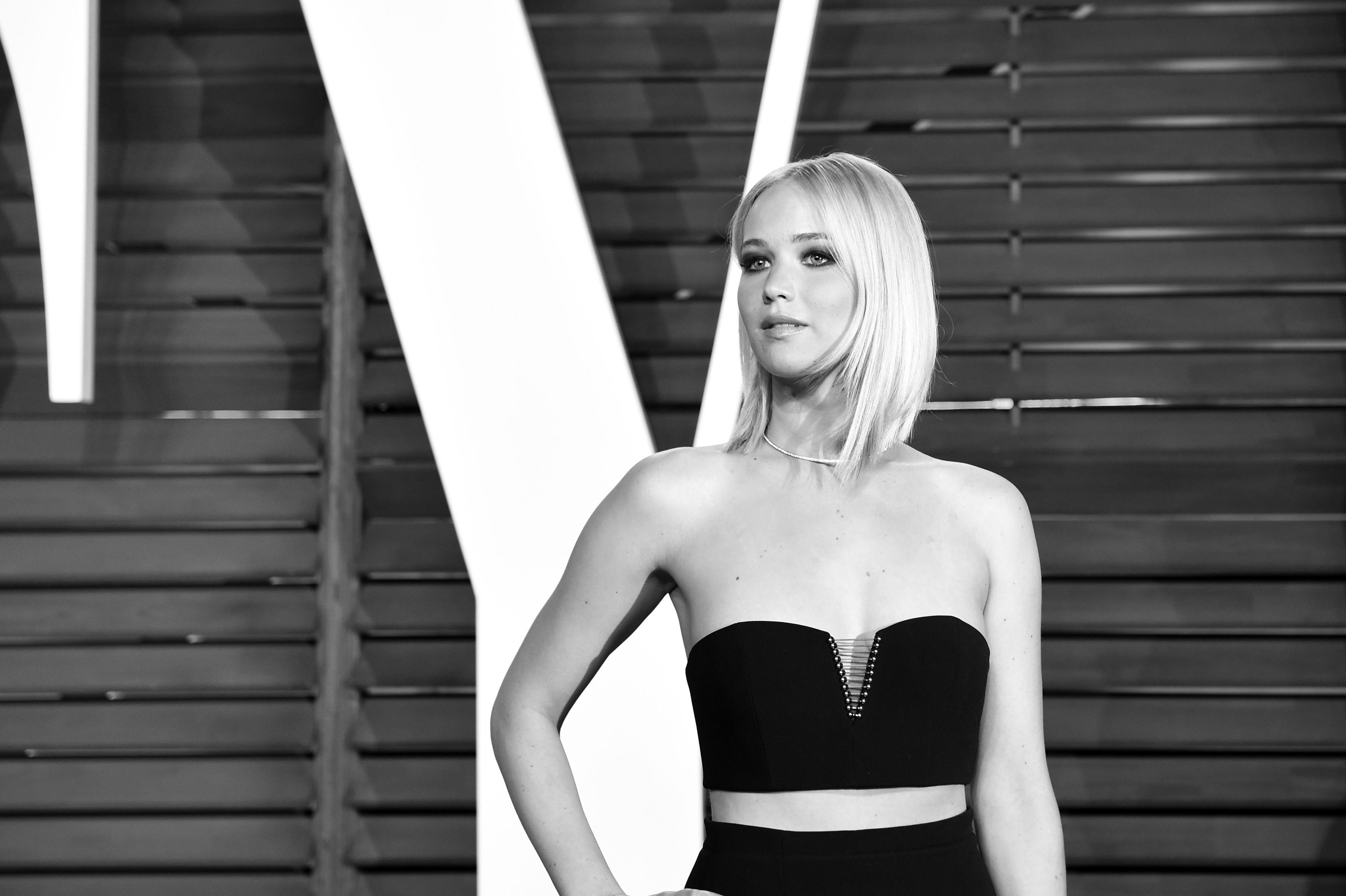 Vanity Fair Oscar Party: 2016, Beverly Hills - 28 Feb 2016