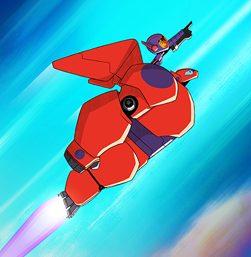 Big Hero 6 the Series renewed for Season 2