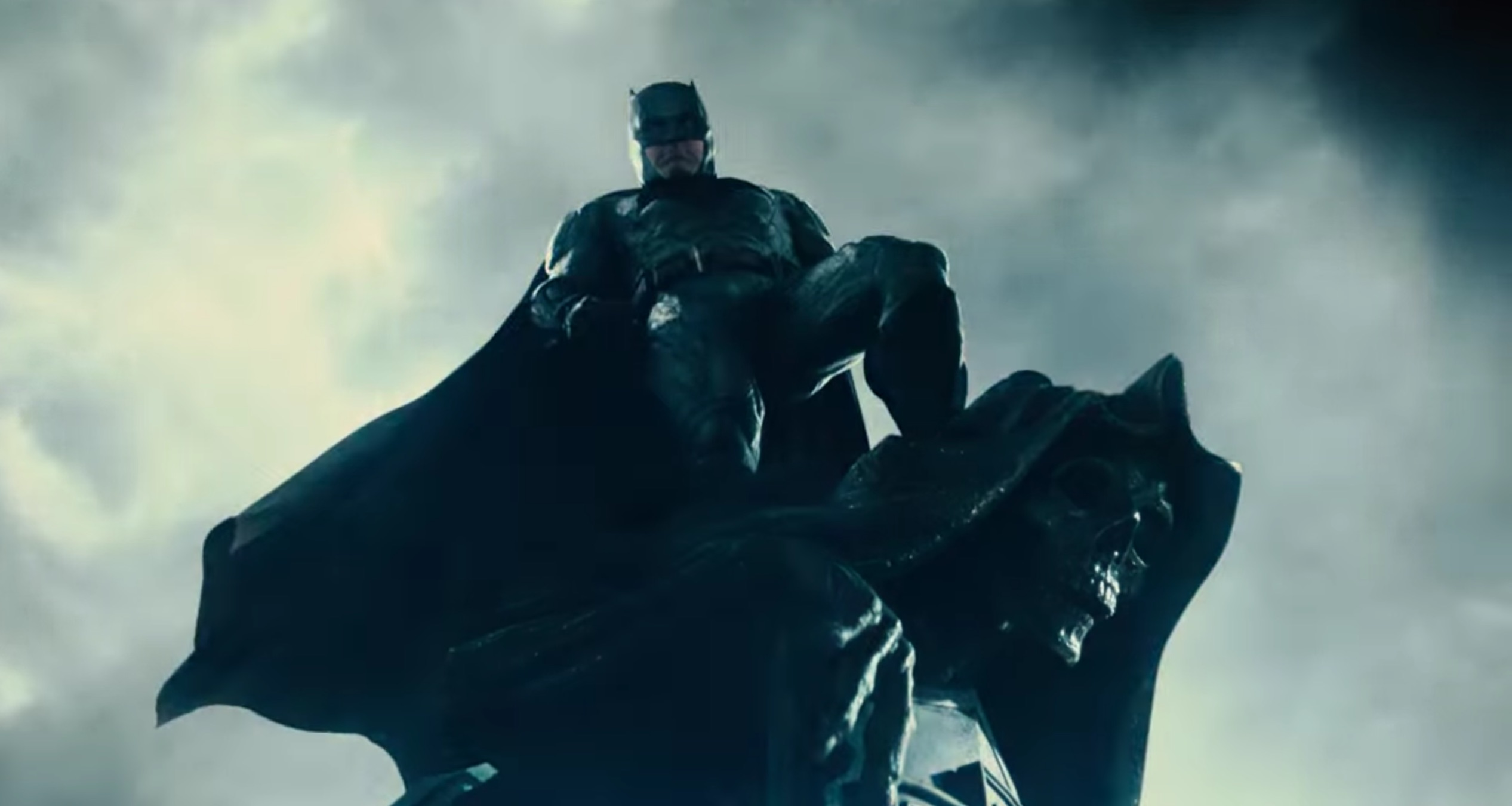 Ben Affleck Justice League movie Batman