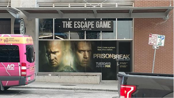 Escape Room Design Prison Theme Prison Break Business Opportunity