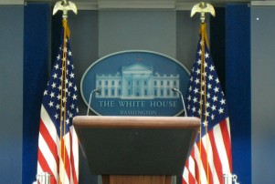 presidential-podium