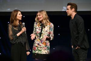 Sofia Coppola, Kirsten Dunst and Colin Farrell
