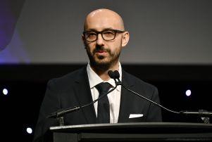 Peter Kujawski of Focus Features