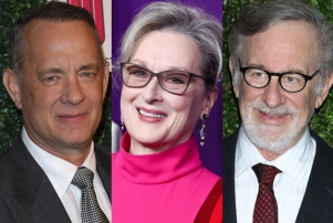 Tom Hanks Meryl Streep Steven Spielberg Pentagon Papers
