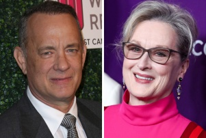 Tom Hanks Meryl Streep Pentagon Papers