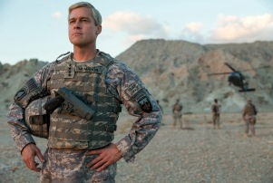 War Machine Netflix