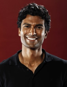 """Mandatory Credit: Photo by Matt Sayles/AP/REX/Shutterstock (6272225ax) Sendhil Ramamurthy Actor Sendhil Ramamurthy, from """"Covert Affairs"""", poses for a portrait at the LMT Music Lodge during Comic Con in San Diego 2011 Comic Con Portraits Day 1, San Diego, USA"""