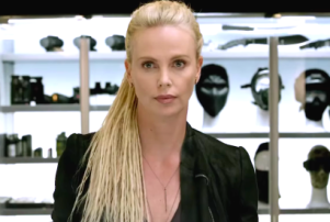 Charlize Theron Fate of the Furious
