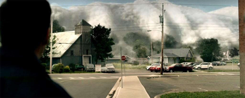 The Mist Trailer Spike