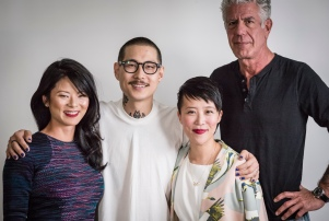 Anthony Bourdain, Anna Chai, Nari Kye, Danny Bowien - WASTED! The Story of Food Waste