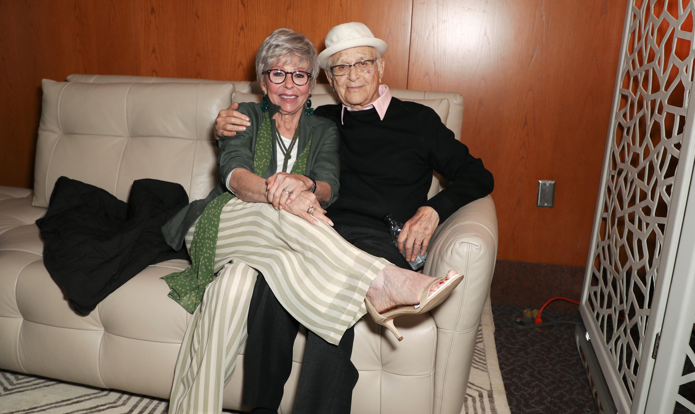 Rita Moreno Norman Lear