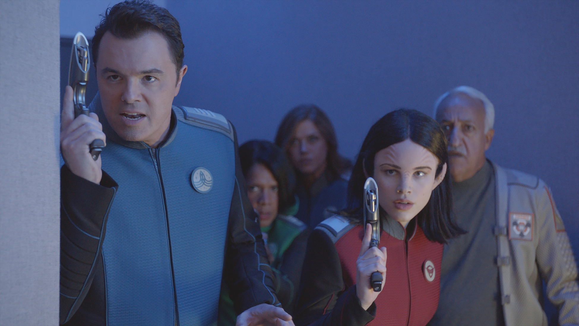 "Seth MacFarlane Gives Fans Update On 'The Orville' Season 3: ""We're Working On It Very Hard"""