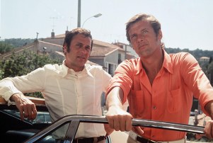 Roger Moore: A Career in Pictures