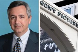 Tony Vinciquerra Sony Pictures