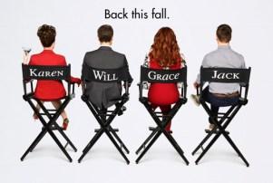 Will & Grace NBC revival