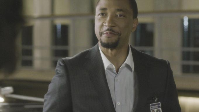 Criminal Minds Damon Gupton Leaving Cbs Series After One Season Deadline
