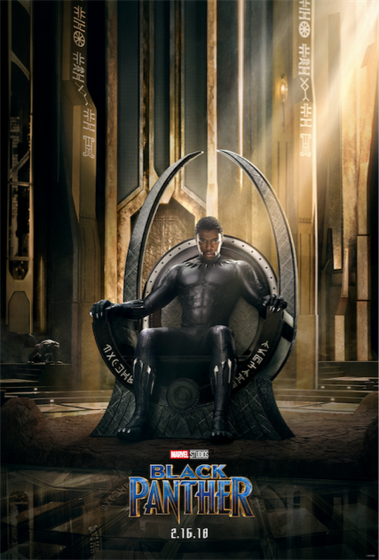 Black Panther Marvel Unleashes New Poster Claws And All Deadline