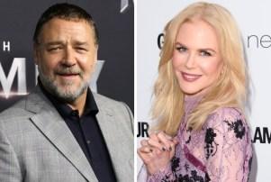 Russell Crowe Nicole Kidman