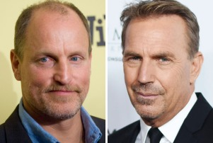 Woody Harrelson Kevin Costner